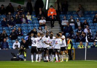 Millwall v Fulham – Sky Bet Championship – The Den