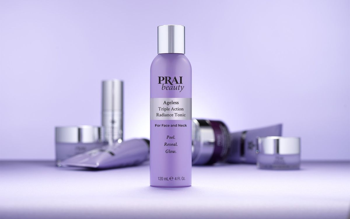 Beauty lovers are crediting Prai's new radiance tonic as their 'brighter' skin secret with results after only two days