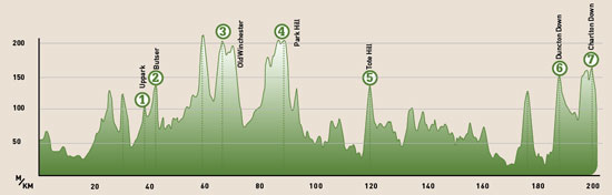 Wiggle Super Series sportive Long One profile
