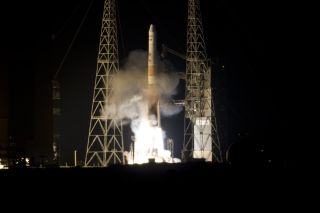 NASA Launches New High-Tech Weather Satellite