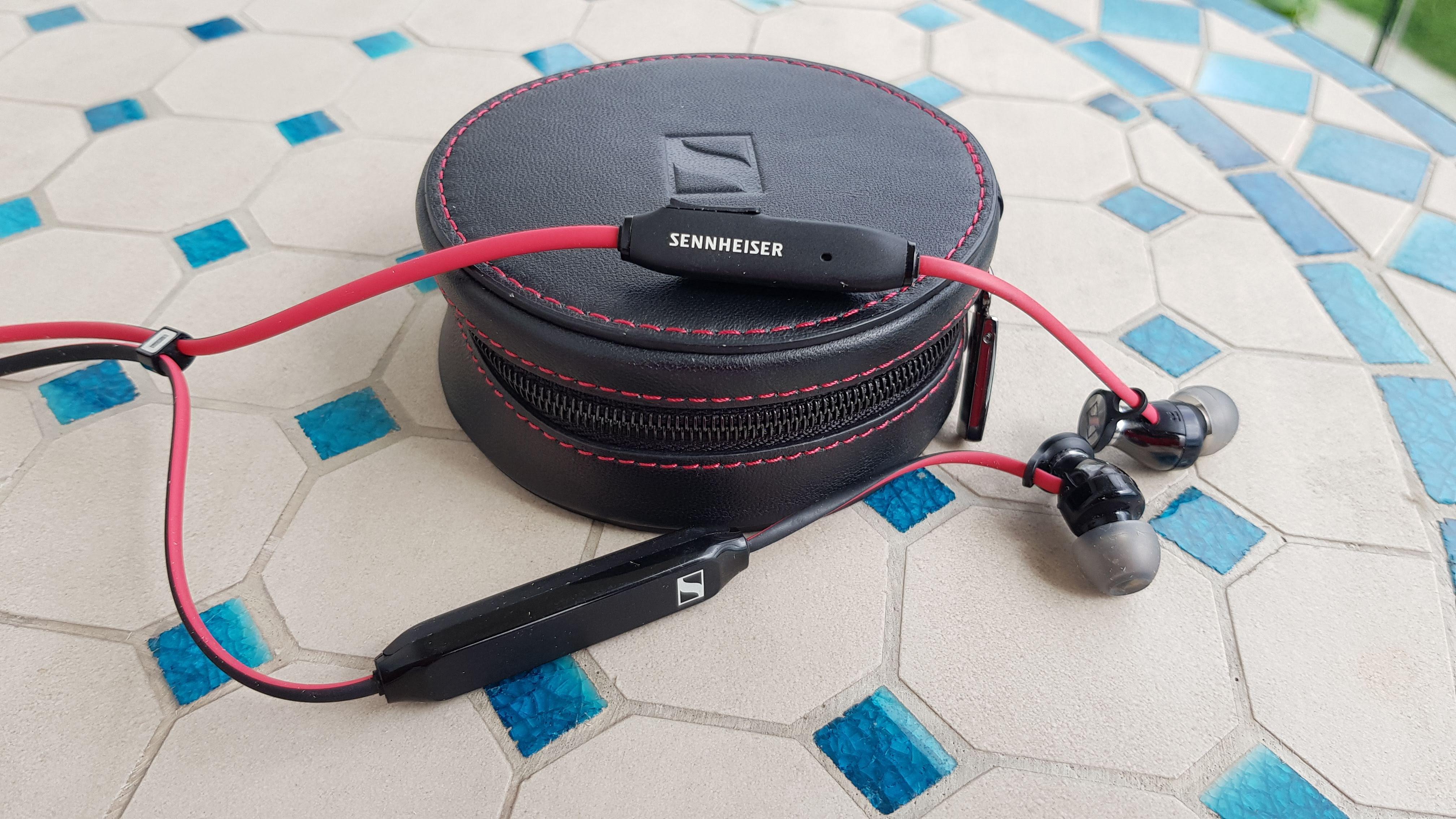 Sennheiser Momentum Free Review Techradar In Ear I