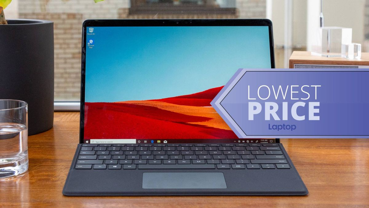 Surface Pro X hits lowest price ever in Memorial Day sale