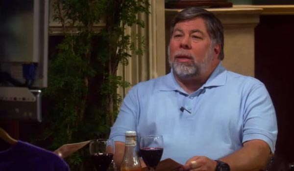 steve wozniak the big bang theory cbs