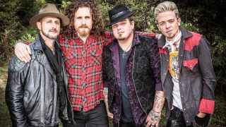 Black Stone Cherry frontman Chris Robertson's guide to the band's sixth studio album, Family Tree