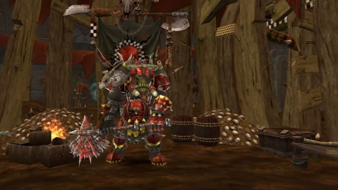 Long-dead MMO Warhammer Online just added two scrapped cities