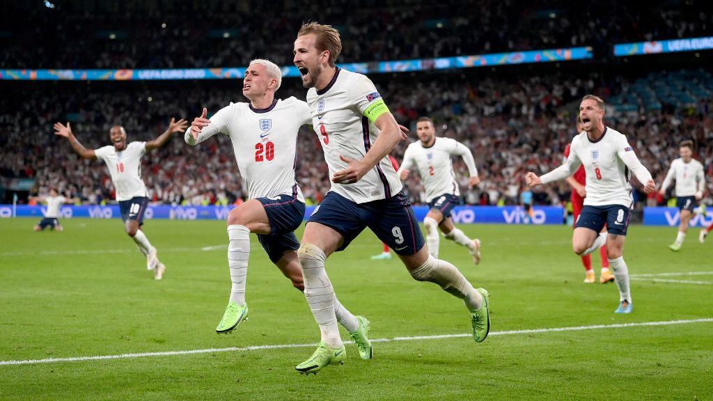 EURO 2020: England vs Denmark on ITV was the most-watched single-channel football match ever