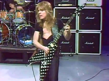 enhanced versions of ozzy osbourne randy rhoads 39 after hours 39 videos surface online guitarworld. Black Bedroom Furniture Sets. Home Design Ideas
