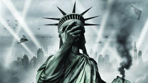 Cover art Ministry - AmeriKKKant album