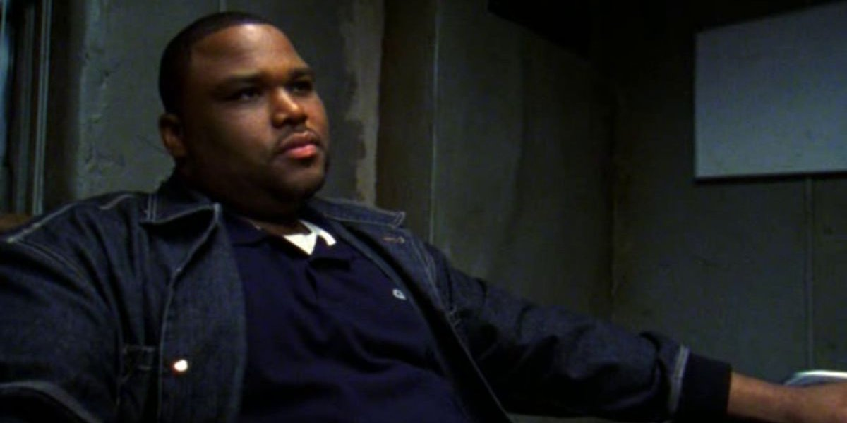 Anthony Anderson on The Shield