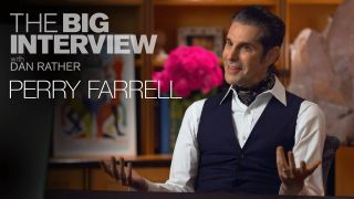 Perry Farrell appearing on the Big Interview