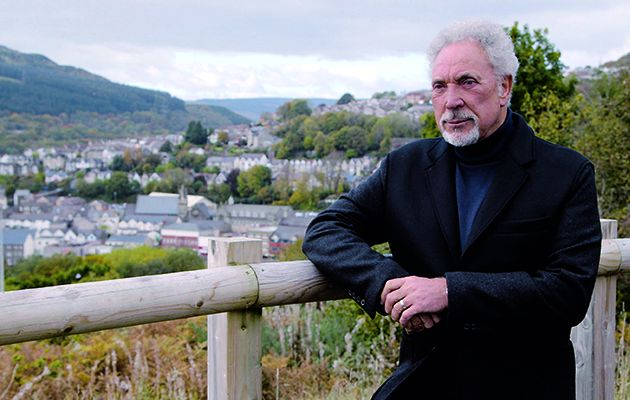 Another chance to see this intensely personal film, in which Tom Jones returns to his hometown of Pontypridd, South Wales
