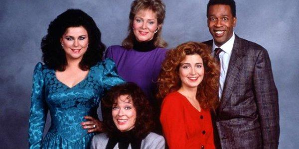 Designing Women Cast CBS