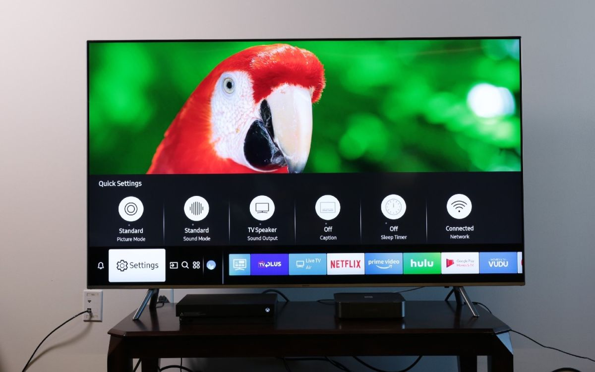 How to Turn on Night Mode on Your Samsung TV - Samsung TV Settings