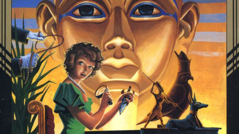 30 years later, Sierra's Laura Bow mysteries are still a treasure