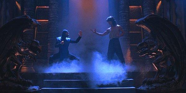 original Mortal Kombat movie