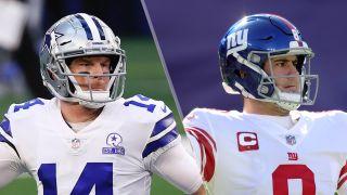 Cowboys vs Giants live stream