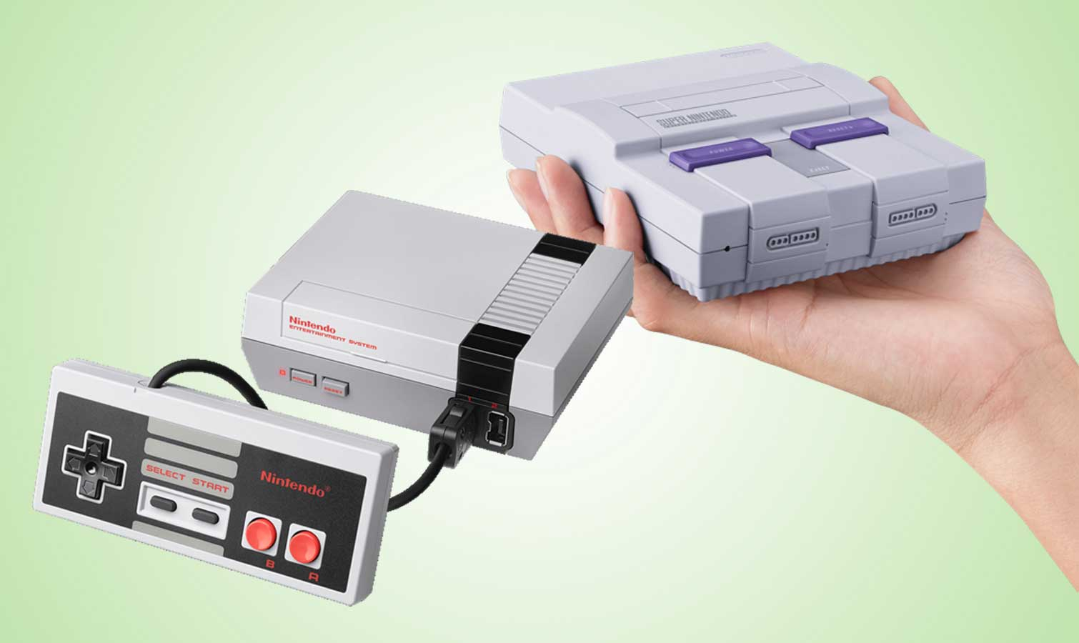 SNES Classic vs  NES Classic: Which Retro Console Is For You