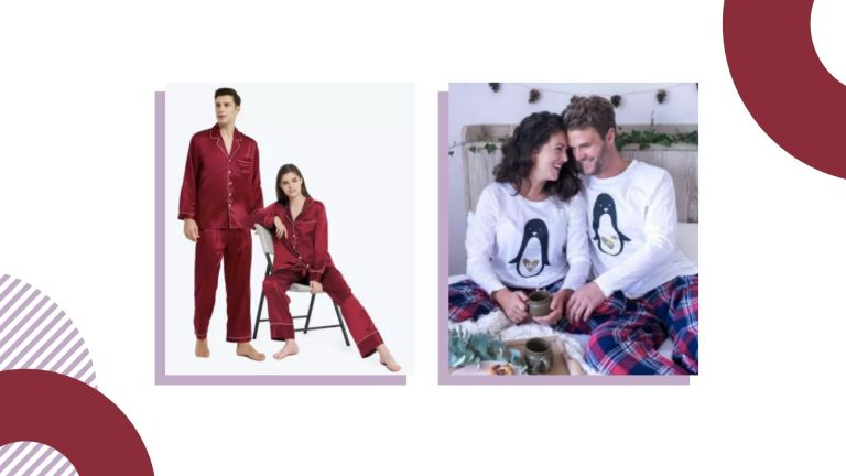 best his and hers christmas pyjamas