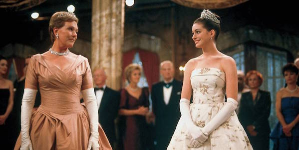 Anne Hathaway Shares A Hopeful Princess Diaries 3 Update