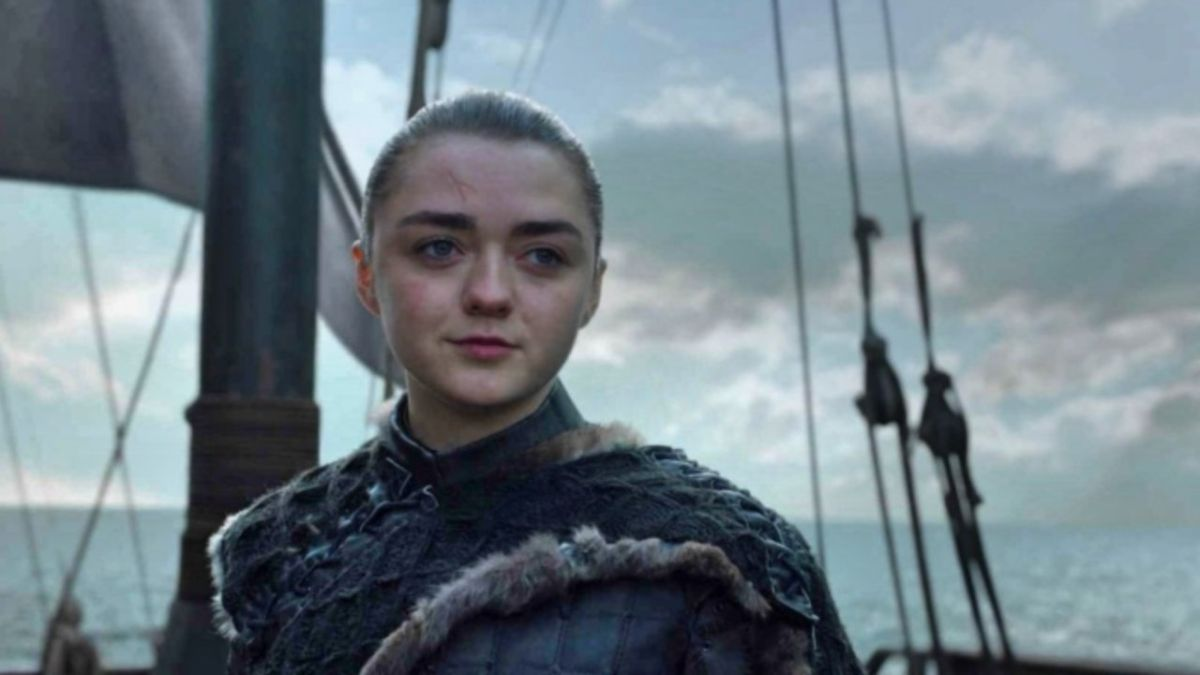 Time to clear up Game of Thrones' biggest mystery – here's how Arya got the jump on the Night King