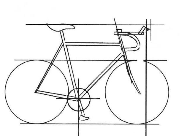 UCI bike diagram