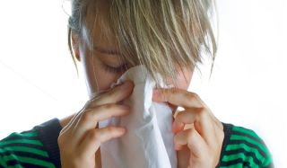 sneeze, sick, cold, allergies