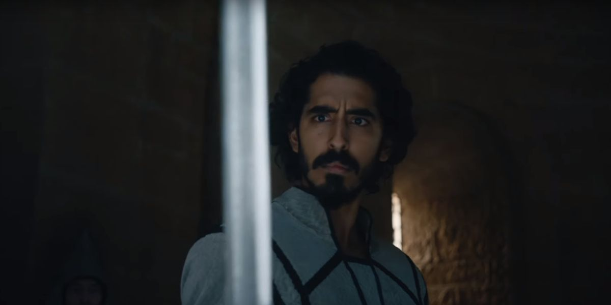 The Green Knight's First Trailer Casts Dev Patel In The Classic Tale