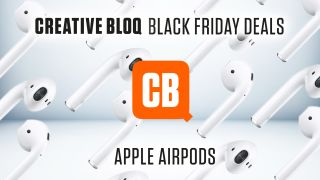 Apple AirPods Cyber Monday