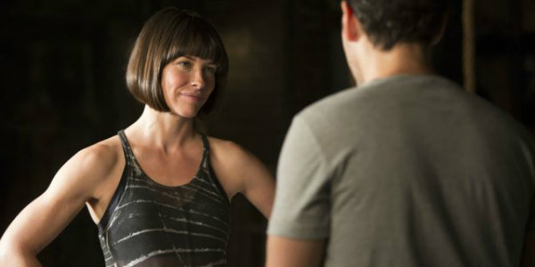 Evangeline Lilly's Arms Are Looking Huge For Ant-Man And The Wasp