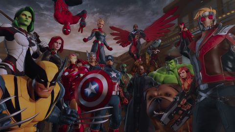 "Marvel Ultimate Alliance 3 review: ""A charming co-op juggernaut"