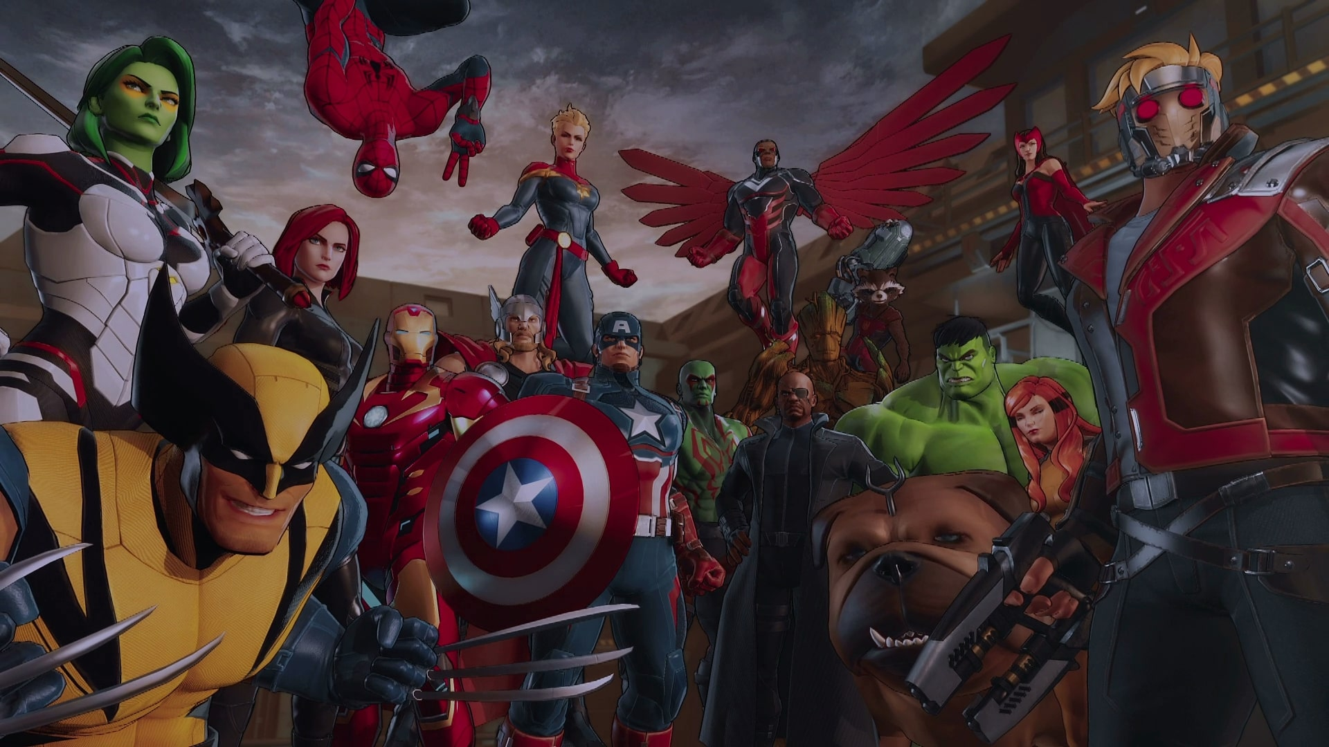 """Marvel Ultimate Alliance 3 review: """"A charming co-op"""