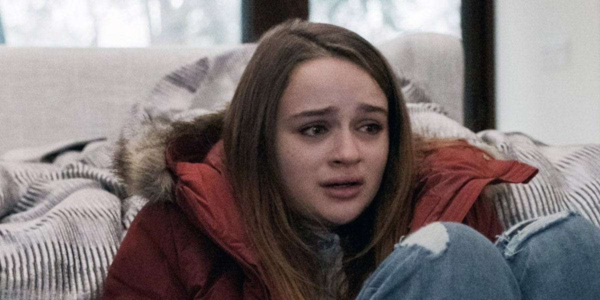 Joey King in Welcome to Blumhouse's The Lie