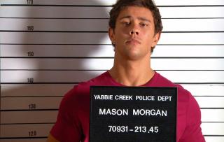 Home and Away, Mason Morgan