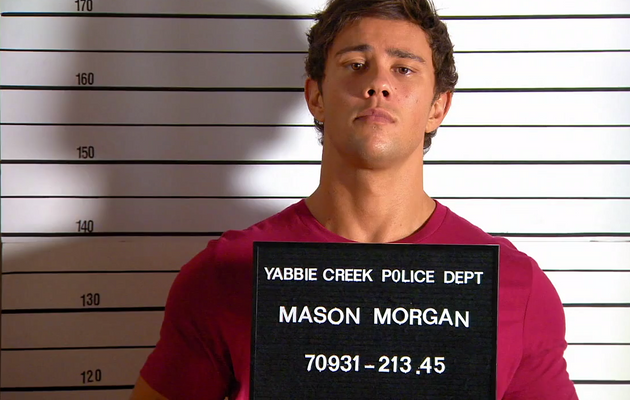 Home and Away, Mason Morgan