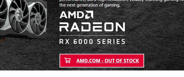 AMD RX 6900 XT stock