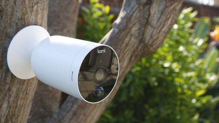 Kami Wire-free Outdoor Camera review