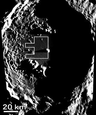 Signs of Late Volcanism Seen on Moon