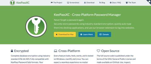 KeePassXC
