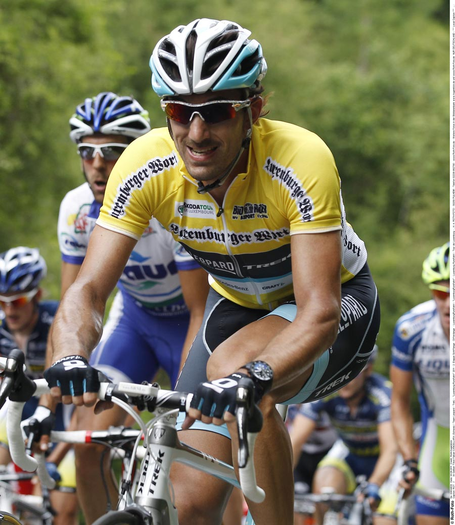 Fabian Cancellara, Tour of Luxembourg 2011, stage 2