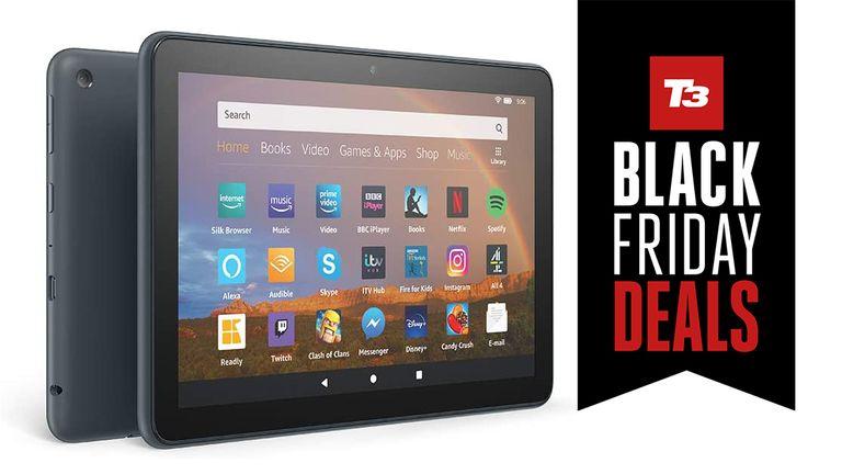 Amazon Fire HD 8 Plus Black Friday deals