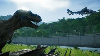 Jurassic World Evolution: Build your own park, farm custom