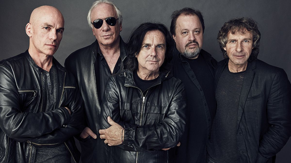 Marillion reveal song titles for new album An Hour Before It's Dark