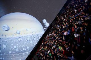 Largest Planetarium in the Western Hemisphere Ready to Amaze
