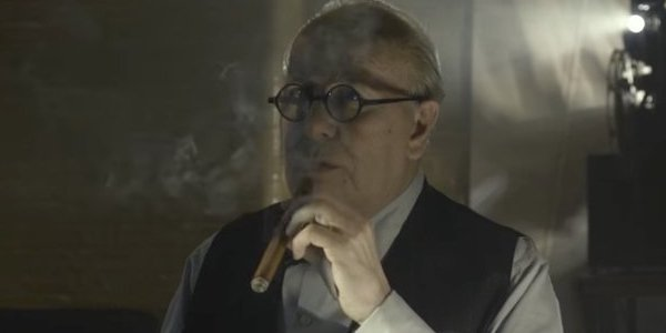 Winston Churchill Gary Oldman Darkest Hour