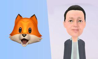 AR Emoji vs  Animoji: It's Not Even Close | Tom's Guide