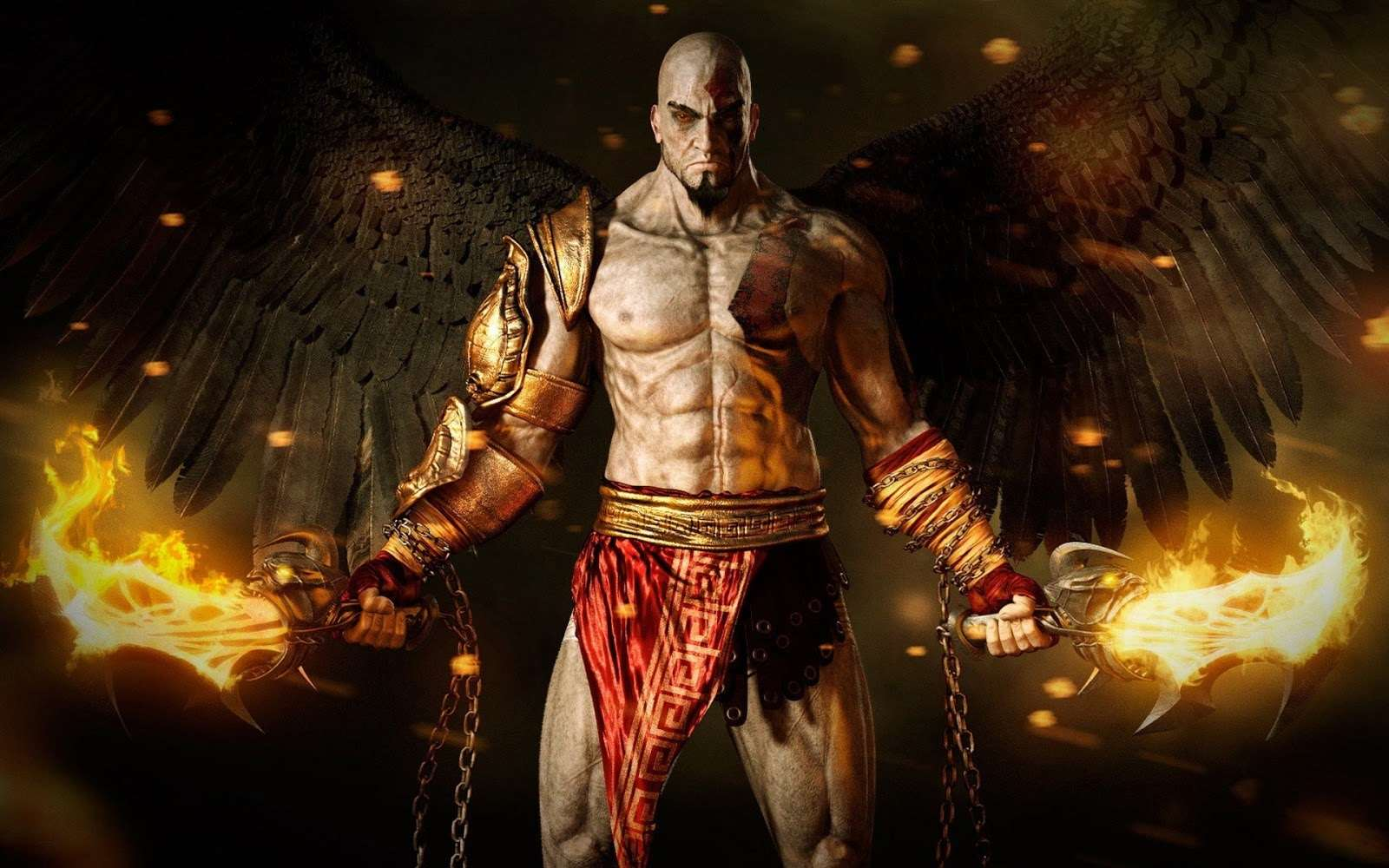 God of War: Ascension and God of War 3 look great on PC with this