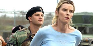 The Hunt Betty Gilpin being detained