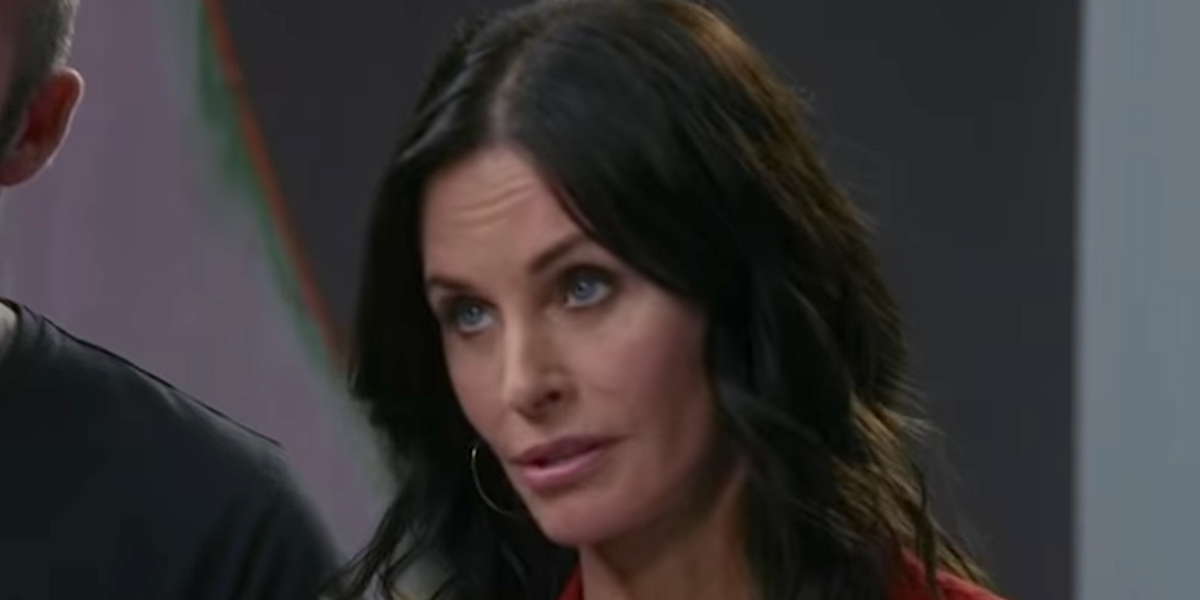 courteney cox guest starring on modern family