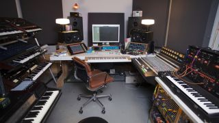 """Floating Points: """"Recording at 96kHz is definitely not cool… it's completely pointless!"""" 