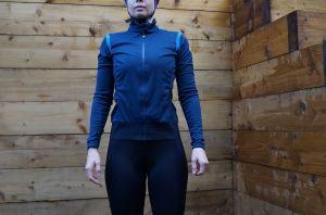 Castelli Alpha ROS 2 Light women's jacket